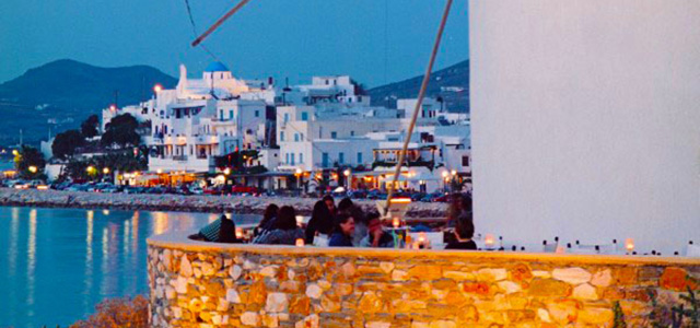 Top photo spots in Paros